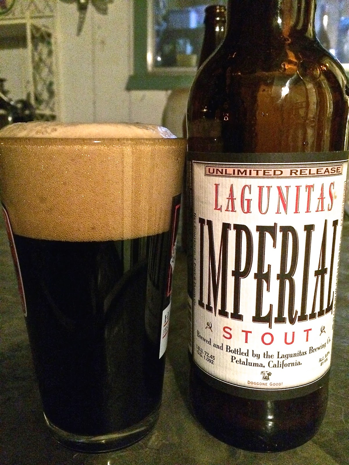 Lagunitas Imperial Stout 1