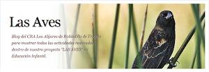"""Nuestro blog del proyecto """"Las Aves""""."""