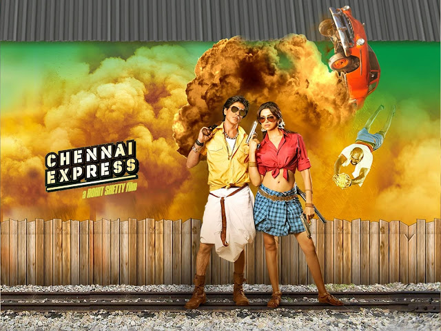 Chennai express wallpaper chennai express poster for Home wallpaper chennai