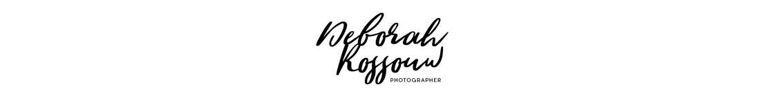 Deborah Rossouw Lifestyle Photographer