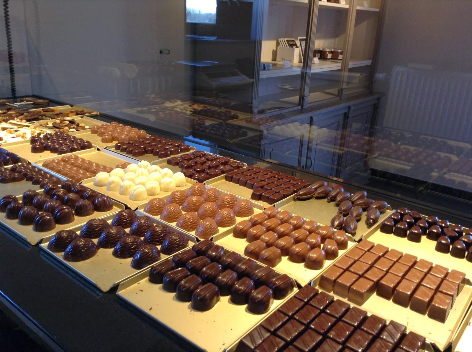 Pralines chocolats Nadia Zakalnyckij Définitivement chocolat
