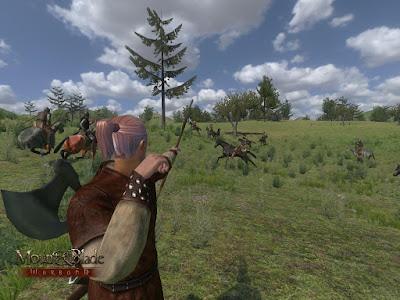 Throwing an arrow