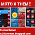 Moto X Live HD Theme For Nokia x2-00,x2-02,x2-05,x3-00,c2-01,2700,206,301,6303 240*320 Devices.