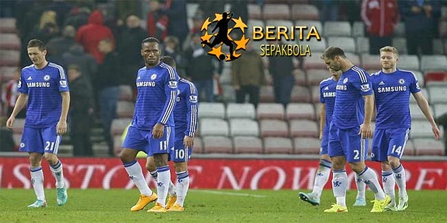 Chelsea Tertahan di Kandang Sunderland