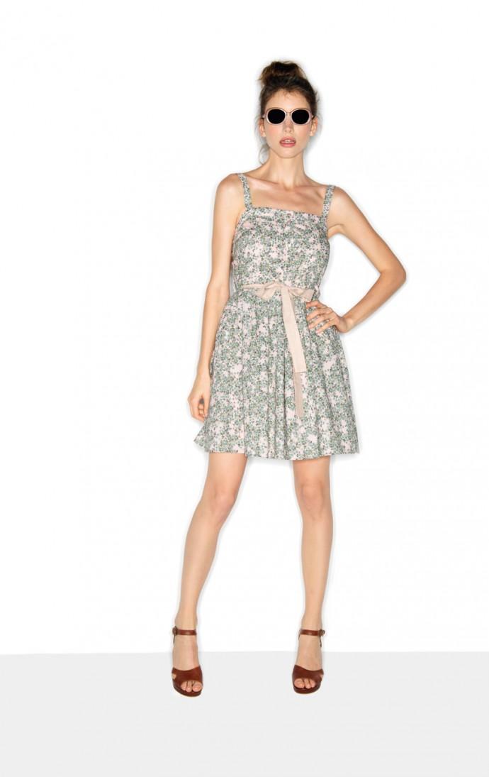 Imagenes de vestidos sencillos para el diario