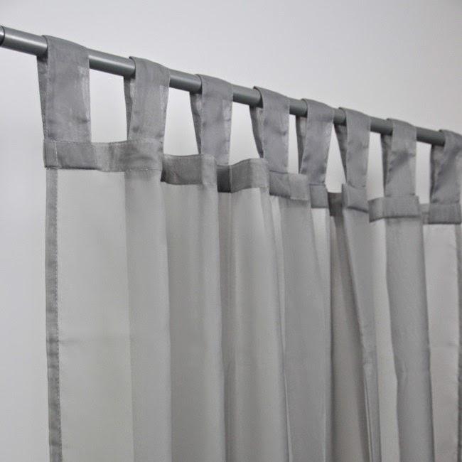 Pellmell cr ations comment bien choisir ses rideaux - Poser une barre a rideaux ...