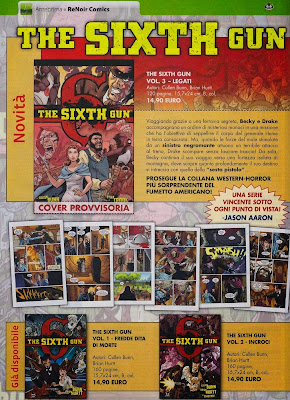The Sixth Guns #3