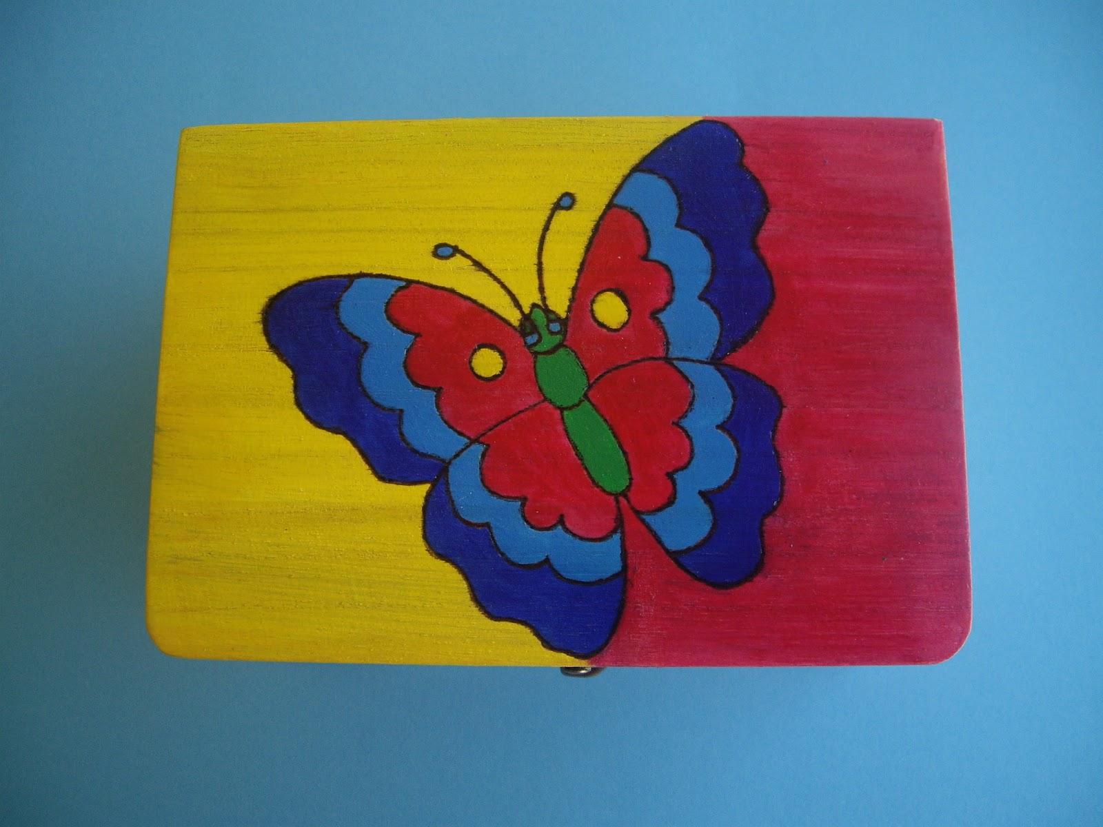Decol o artesan a cajas infantiles decoradas - Cajas infantiles decoradas ...