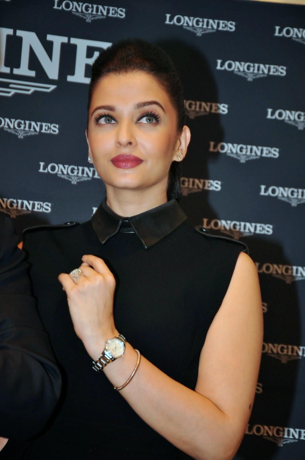 Aishwarya Rai Bachchan Inaugurates Longines Boutique Photos