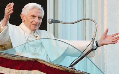 Pope Benedict XVI Likely Last Public Appearance