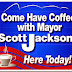 The FICKLIN MEDIA GROUP,LLC: CAMPAIGN 2013: Jackson Hosts 'Coffee with the Mayor' - Elections - Hamden, CT Patch