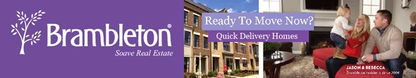 Ready to Move Now? Quick Delivery Homes Available in Brambleton