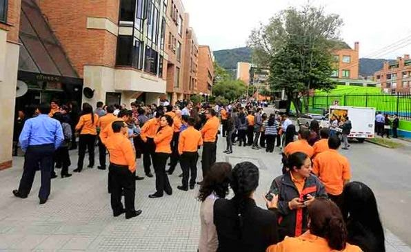 Gempa Bumi Kuat Gegar Colombia