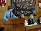 Kolejna sesja Młodzieżowej Rady Miasta Malborka