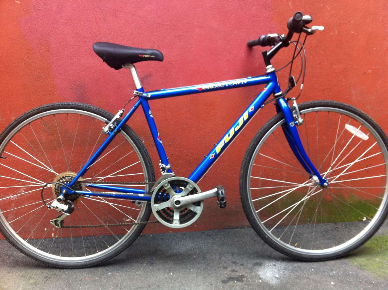 Bike Boom Refurbished Bikes Fuji Crosstown