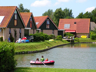 Vakantiepark in Zeeland