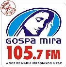 quero ouvir a Rádio Gospamira FM 105,7 ao vivo e online de Belo Horizonte MG