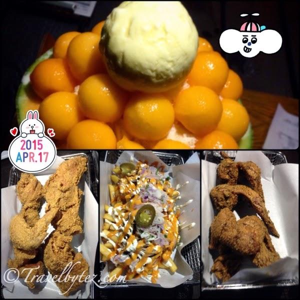 Korean Fried Chicken: Chicken Up Tampines