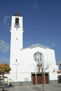 Guadalcacín: iglesia