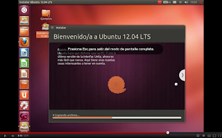 Instalar Ubuntu 12.04 LTS Precise Pangolin