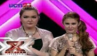 Jebe & Petty - FLASHLIGHT (Jessie J) - Road To Grand Final - X Factor Indonesia 2015