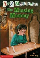 image: THE MISSING MUMMY- Kids Mystery Reviews