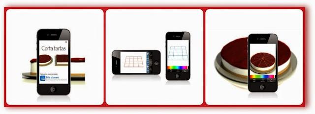 Kuki Box - App cortador de tartas pantallazos