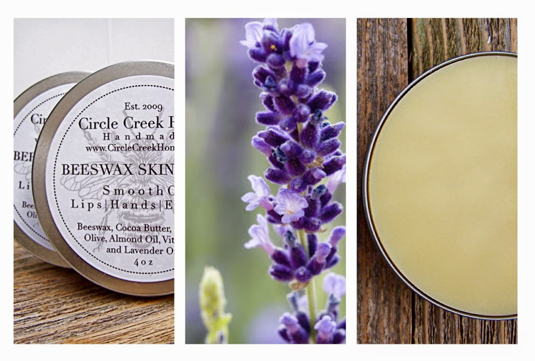 Beeswax Skin Salve