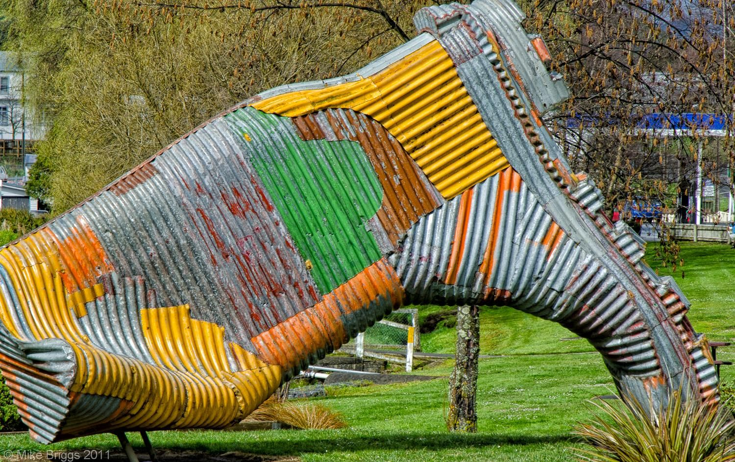 Taihape New Zealand  City new picture : 194 1corrugated gumboot taihape new zealand