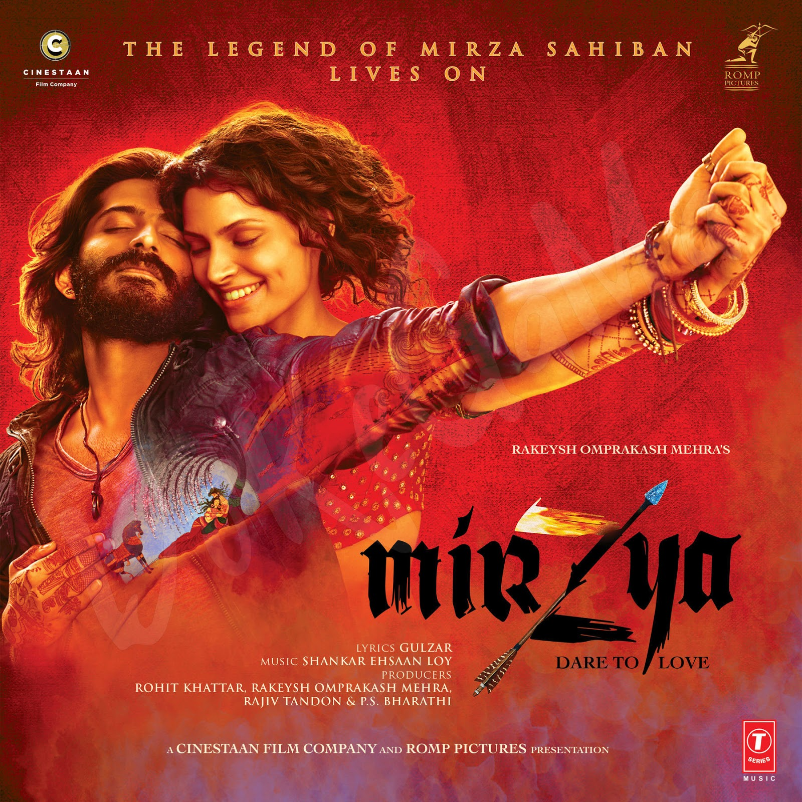 Mirzya-2016-Movie-Songs-CD-Front-Cover-Poster-wallpaper-HD