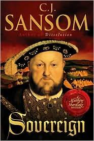 Sovereign C.J. Sansom cover