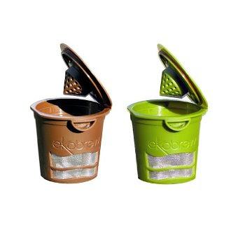 Eko-Brew container