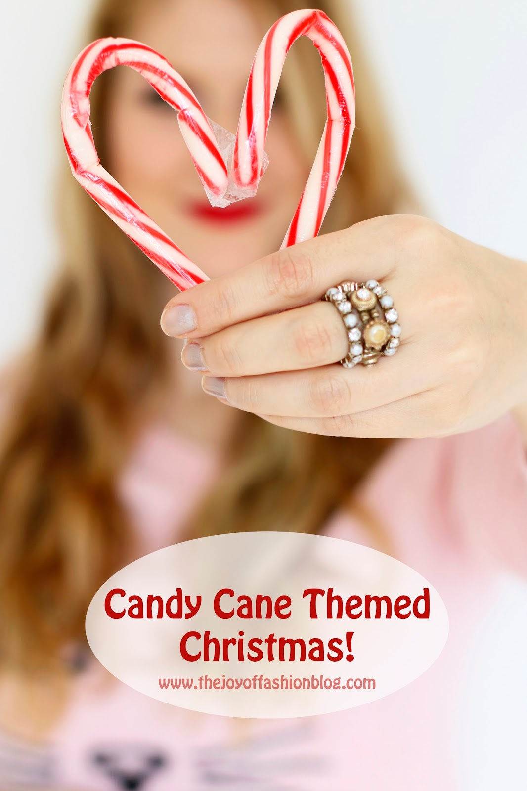 Click through for ideas on how to celebrate a Candy Cane themed Christmas!