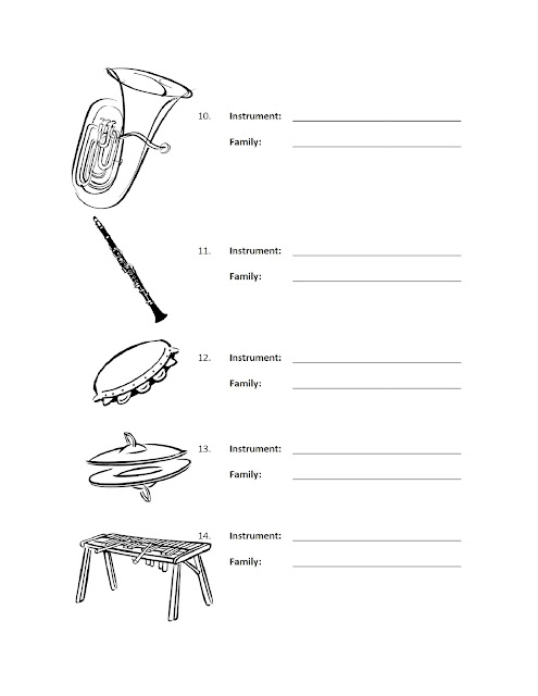 Create Your Own Instrument Worksheet : Miss jacobson s music introduction to musical instruments