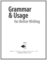 usage grammar commonsense guide a and to