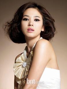3) Song Hye Kyo