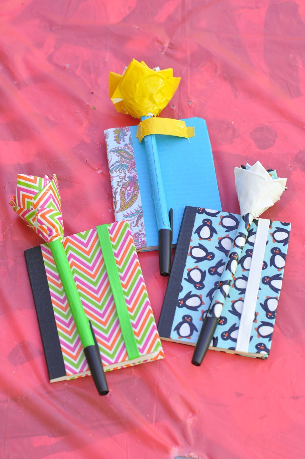 duct tape girls camp crafts ideas little birdie secrets