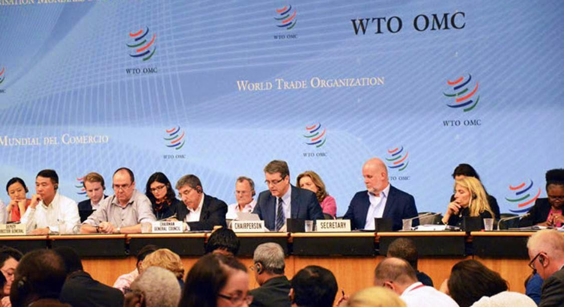 La organizacion mundial del comercio, organizacion internacional