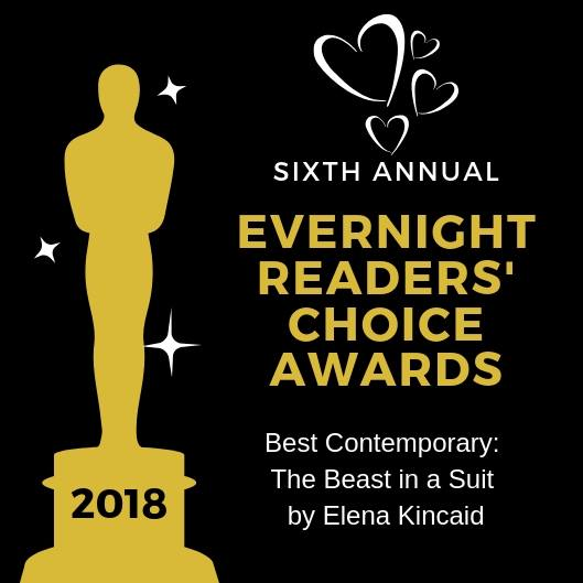 Readers'Choice Winner-Best Contemporary Romance
