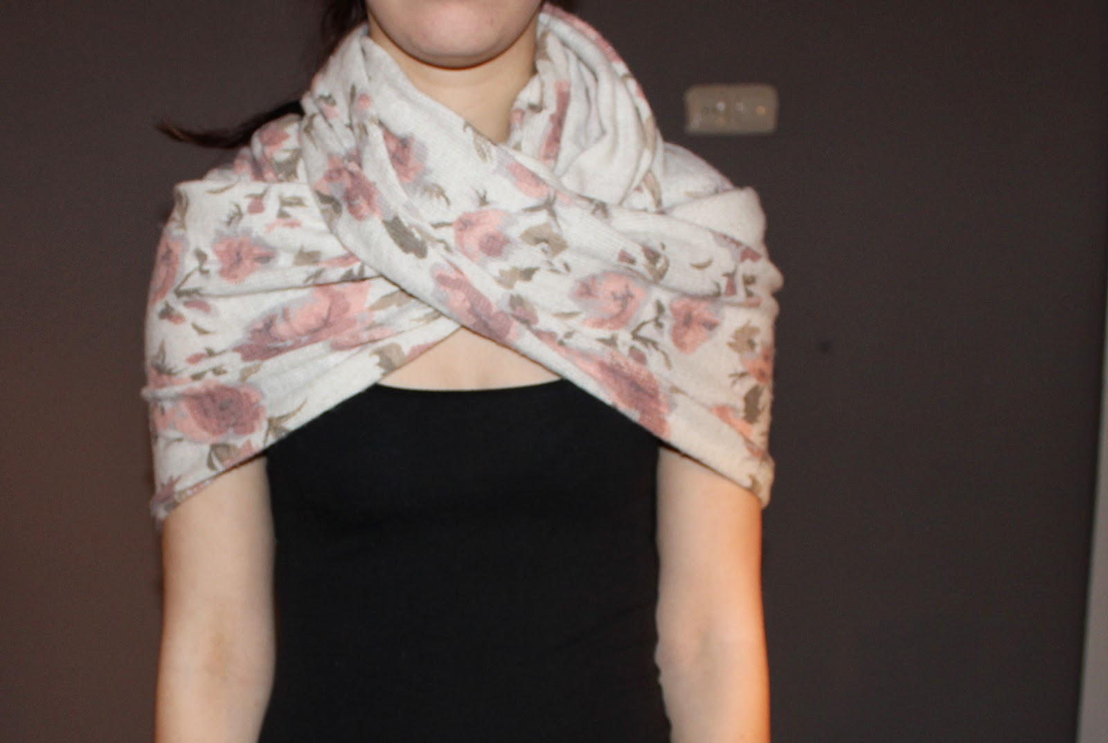 superdry snood how to wear