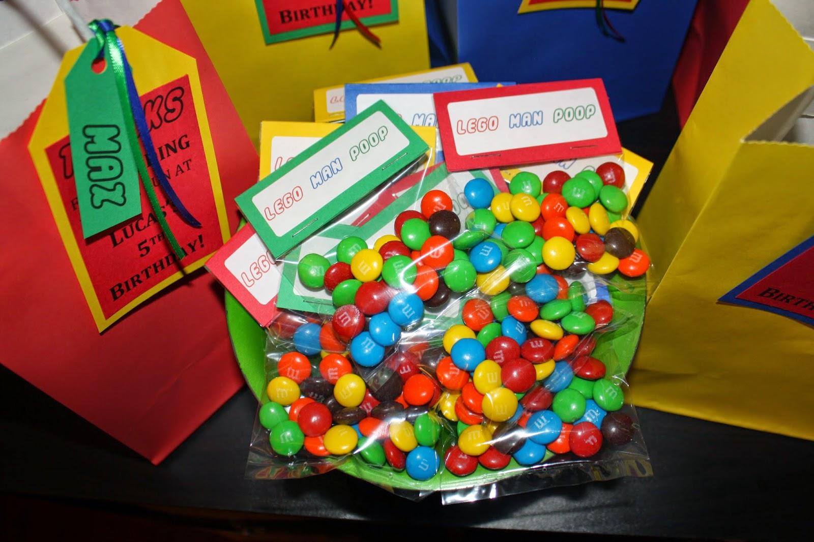 Creative Creations Lego Themed Birthday Party