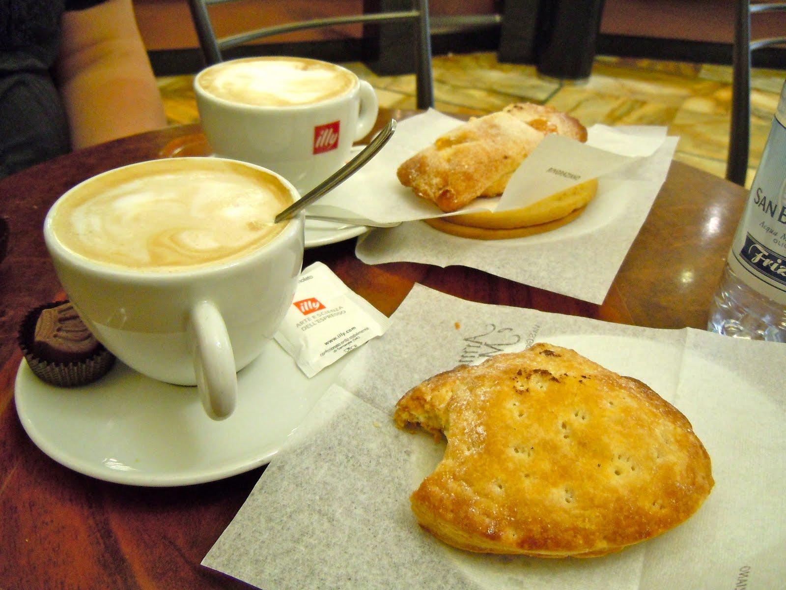 An italian breakfast the wanderfull traveler for Italian breakfast