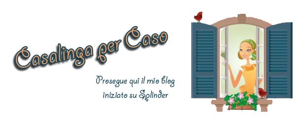 casalinga per caso
