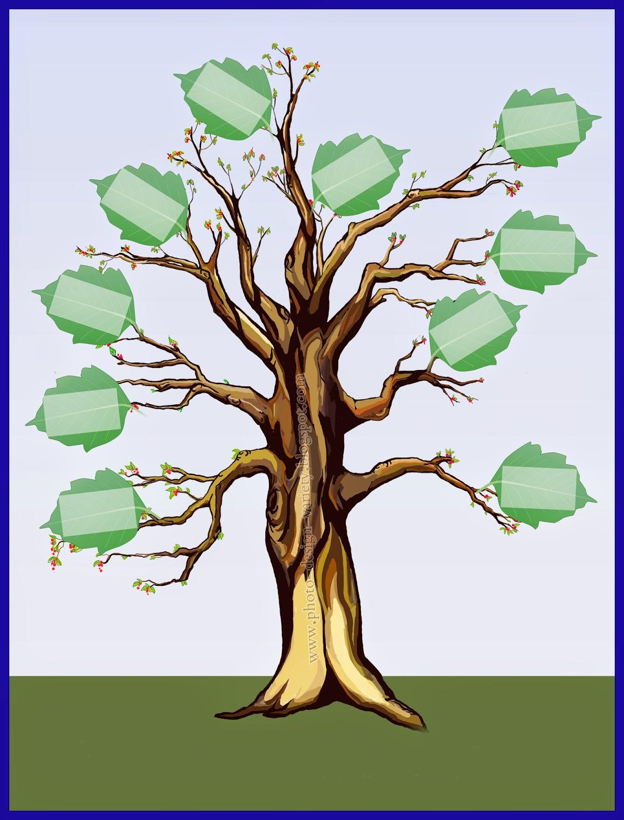 ألبومات صور منوعة شجرة العائلة صورة لشجرة العائلة يمكن اضافة