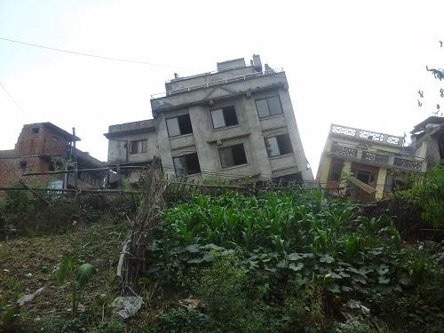 earthquake sitapaila kathmandu