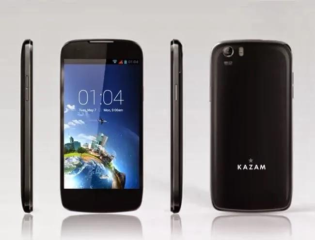 Smartphones Android: Trooper y Thunder de Kazam