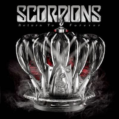 Download Scorpions Return to Forever Deluxe Edition 2015 front
