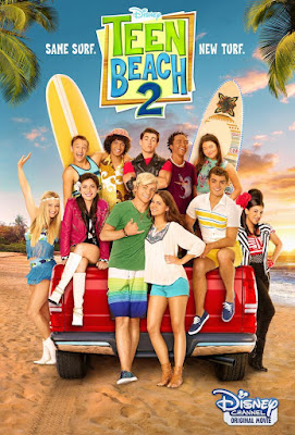 Teen Beach 2 – DVDRIP LATINO