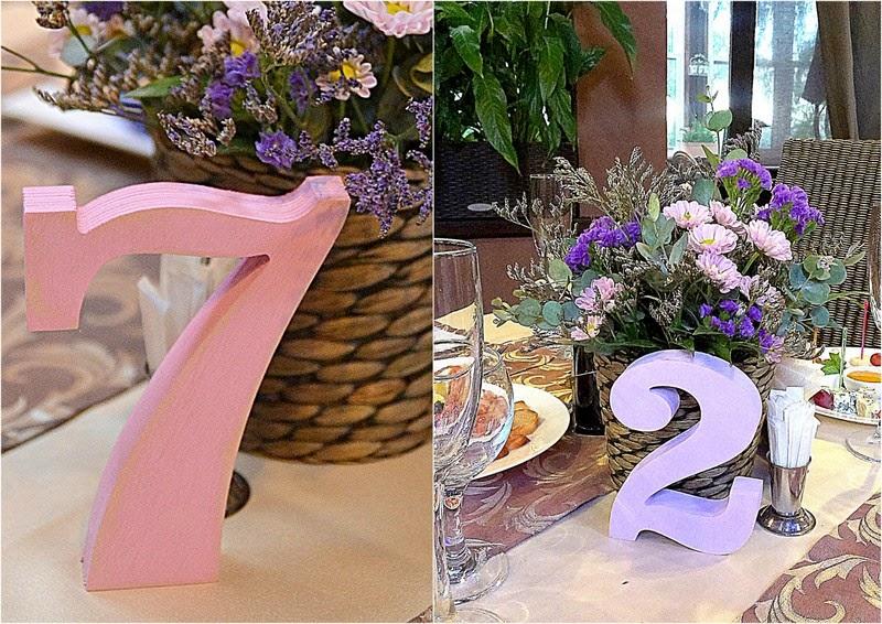 provence wedding decor