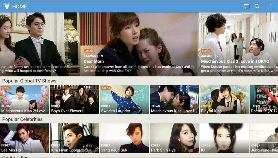 Cara Download Film Drama Korea dengan HP Android Gratis Terbaru